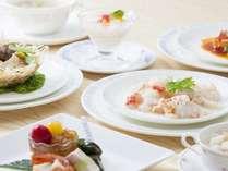 夏期限定のスペシャル中国料理コース(イメージ)