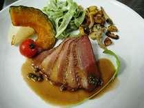 ビストロ・ミル・プランタンのオーナーソムリエ『五味丈美 氏』がお送りするフランス料理コース♪