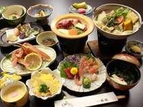 【夕食グレードアップ★特選プラン】1泊2食☆せっかくの旅行だからお食事をちょっと贅沢に♪