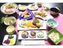 3月から5月の料理写真_贅沢プラン