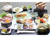 9月から11月の料理写真_贅沢プラン