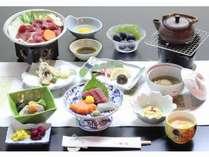 9月から11月の料理写真_石和プラン