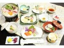3月から5月の料理写真_石庭プラン