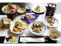 9月から11月の料理写真_三大味覚プラン