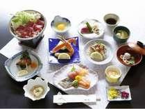 12月から2月の料理写真_三大味覚プラン