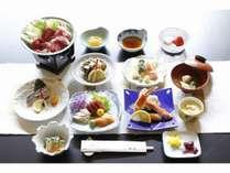 3月から5月の料理写真_三大味覚プラン