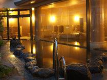 【14階大浴場(TEN)】露天風呂は、こころまで癒される「五感Relax」の象徴です♪