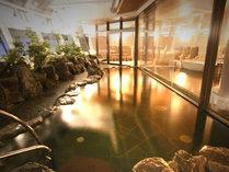【14階大浴場(TEN)】こころまで癒される「五感Relax」の象徴です