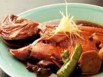 金目鯛の煮つけ 一例