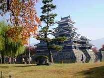 浅間温泉は松本城に近いですよ!
