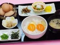 ☆2月限定☆朝食の卵かけごはんサービスしちゃいますプラン♪