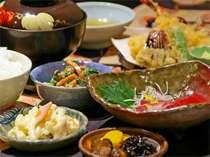 海望亭で旬の食材にこだわったお料理を、ぜひご賞味下さい!