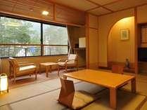 洒落た洋館の「和」 ☆シンプルだけど清爽な本館和室