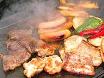 採れたての味覚を夕食に♪しいたけ狩りを体験しよう!≪夕食BBQ≫
