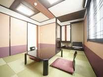 和モダン客室一例