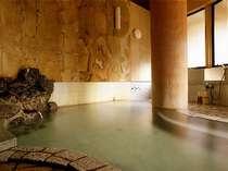 『寿の湯』源泉かけ流し、お風呂はいつでも入浴できます。