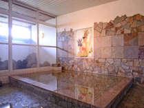 *【大浴場/女性】山鹿温泉はトロリ美人湯。お肌すべすべに。掛け流しでお楽しみ下さい。