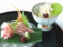 琉球の薫りを大切にしつつ、季節の旬な食材と新鮮な味覚でお迎え致します