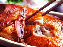 ◆金目鯛は下田のブランド♪タムレでは『たまり醤油』を使っているから一味違う!ボリュームも好評です