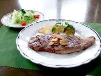 【近江牛ステーキ(一例)】滋賀が誇るブランド牛「近江牛」をたっぷりのステーキで味わいたい!