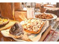 讃岐の旬魚と四国のグルメビュッフェ
