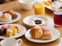 朝食ビュッフェ(洋食もございます)
