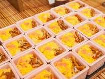 ビュッフェ(四国の郷土料理も楽しめます)