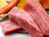 (一品料理)ジューシー♪オリーブ牛鉄板焼き お好みの焼き具合でどうぞ♪
