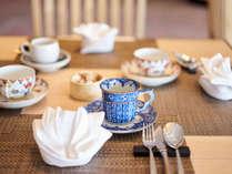 栄養バランスに配慮したメニューで一日のスタートにふさわしい朝食を。