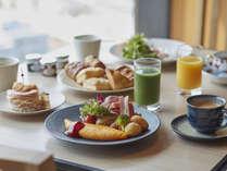 爽快な一日のはじまりには心と身体を再生させる朝食を。