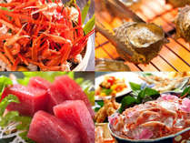 【7月4日、11日(土曜日)2日間限定】特別価格!夏海鮮かぶりつきビュッフェ!