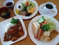 朝食バイキングAM6:30~9:00
