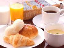 朝を大切に~パン・コーヒー・ジュース・スープ