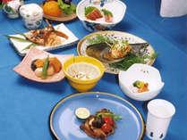 2食付き♪忍野八海直近♪お風呂とお食事を満喫。