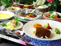 《スタンダードコース》御食国淡路島の四季の恵みをお愉しみ下さい♪