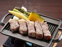 【夕食/追加料理】白老牛から国産牛まで、ご予算に合わせた牛カットステーキをご提案