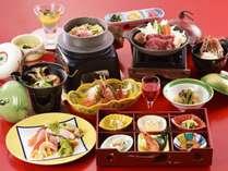 【和食会席膳/遊華の宴】語らいの場に適した、旬の味覚を楽しめる納得の和食膳
