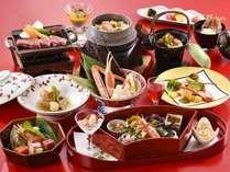 【和食会席膳/膳の宴】一品一品に心をつくした、花もみじを代表する彩り鮮やかな和食膳
