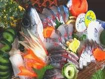 【晴海名物】 季節の大漁会席 《関サバ・関アジ》