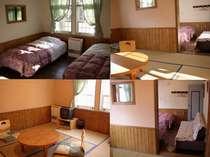 家族でゆったり、2間続きの和洋室。2部屋で16畳。3世代でもOK!