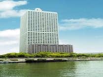 緑と水があふれるホテルNCB