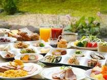 朝はたくさん食べましょう♪