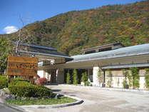 美しく彩る湯坂山の紅葉