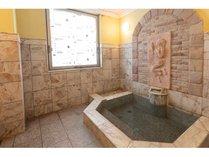 貸切風呂「ナポリ」※榊原温泉。ご宿泊のお客様は一名につき150円頂いております(入湯税)