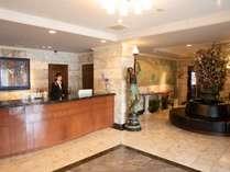 ロビー お客様ひとり一人にあわせた、充実の設備とサービスをご提供しております。