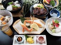 ■お手軽会席■リーナブルにお食事を楽しみたい方におすすめ。