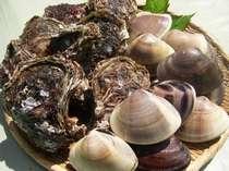 【じゃらん期間限定】スペシャルグルメプラン、岩かき,はまぐり焼き・常陸牛陶板焼き・地魚料理、海鮮釜飯