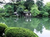 【兼六園】緑がまぶしい初夏