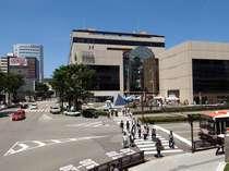 【香林坊】当ホテルはアクセス抜群の金沢繁華街に立地!