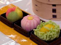 季節にちなんだ和菓子は見ても楽しい、食べてもおいしい☆